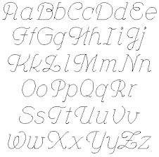 fancy capital letters in cursive letter idea 2018