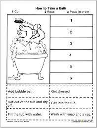 sequencing worksheets worksheets