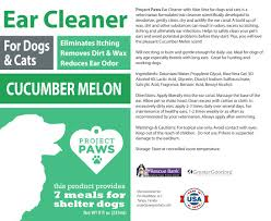 belgian shepherd ear problems project paws ear cleaner for dogs eliminates itching removes