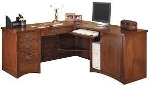 L Shaped Executive Desk Buy Mission Pasadena L Shaped Executive Desk With Right