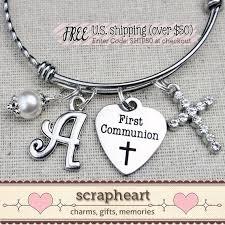 gifts for communion communion bracelet communion gift religious