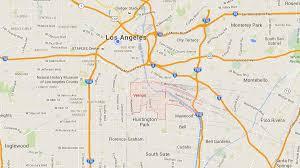 Map Of San Bernardino California Vernon California Map California Map