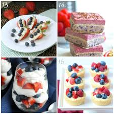 fantastic fourth of july party recipe round up