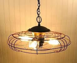 Kitchen Fan Light Fixtures Vintage Kitchen Light Fixtures View In Gallery Vintage Fan Light
