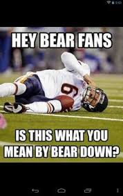 Funny Chicago Bears Memes - bears have dumped brandon marshall on the jets the chicago