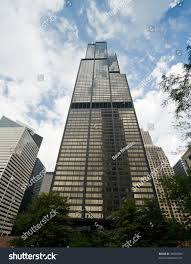 Sears Tower Sears Tower Chicago Illinois Willis Tower Stock Photo 34899304