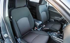 mitsubishi adventure 2017 interior seats mitsubishi outlander sport gt 2017 suv drive