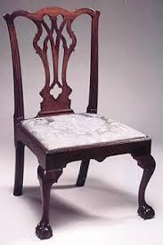 Chippendale Chair by Chippendale Side Chair George Washington S Mount Vernon