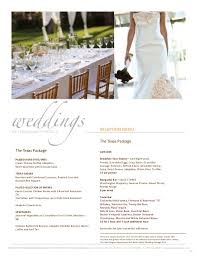 Wedding Packages Prices Renaissance Fort Worth Wedding Package