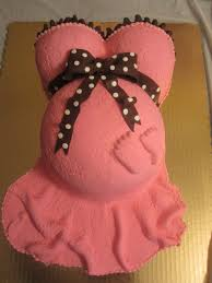 baby shower cakes from cinderella cakes bakery pregnant belly