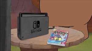 Toaster Nintendo Nintendo Switch We Bare Bears Wiki Fandom Powered By Wikia