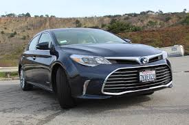 toyota avalon 2016 toyota avalon overview cargurus