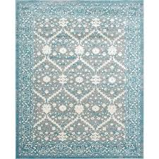 Gray Area Rug 8x10 Brilliant Details About New Medallion Area Rug Gray Blue