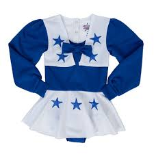 Dallas Cowboy Cheerleaders Halloween Costume Dallas Cowboys Cheerleader Toddler Cheer Uniform Cheerleaders