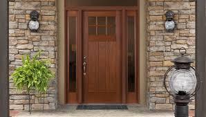 How To Install A Prehung Exterior Door Interesting Beautiful Prehung Exterior Doors Exterior Prehung