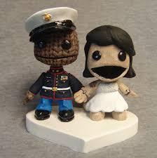 gamer wedding cake topper big planet cake toppers paul pape designs