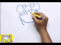 draw ni hao kai lan draw ni hao kai lan coloring