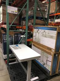 tresanti sit stand desk costco the tresanti electric standing desk is at costco again for 100 off