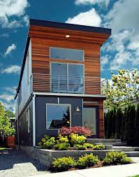 25 Best Small Modern House by Cool Design Modern House Plans Seattle 3 Affordable With Backyard