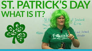 what is st patrick u0027s day youtube