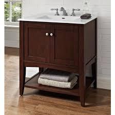fairmont 1513 vh30 shaker americana 30 vanity open shelf 1513