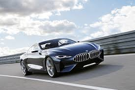 where are bmw cars from bmw s newly revealed concept 8 series is a modern day coupe