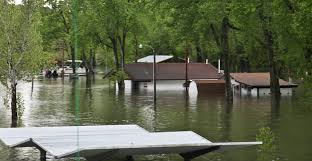 Table Rock Lake Flooding Spring Natural Disasters And Why The Journey