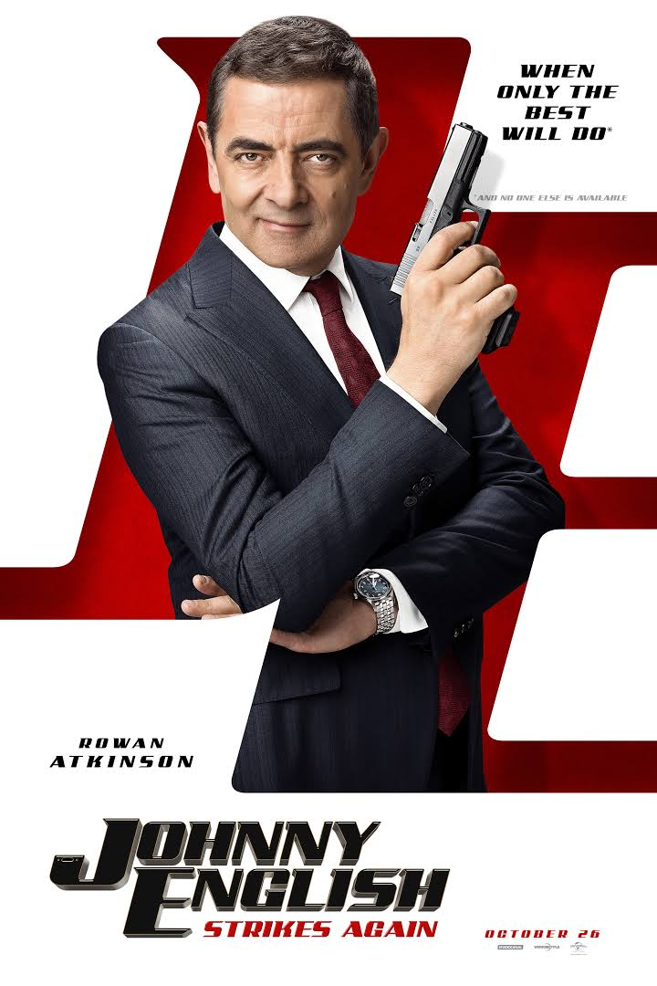 فیلم  Johnny English Strikes Again 2018