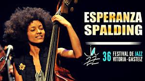 esperanza spalding festival de jazz de vitoria gasteiz 2012