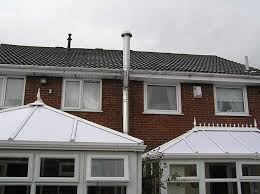 Fireplace Pipe For Wood Burn by Fitting Wood Burning Stoves In A Conservatory Installing A Wood