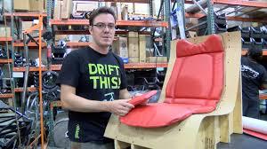 Upholstery Custom Custom Seat Upholstery 3d Printed Car Youtube