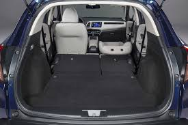 nissan qashqai cargo space which subcompact suvs have the most cargo room motor trend