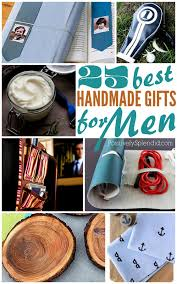 Handmade Gifts For Him Ideas - 25 handmade gifts for