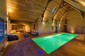 chambre piscine vallée de pratmeur quistinic morbihan bretagne