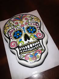 sugar skulls home decor sandra villagomez celebrated her 50th birthday with this amazing