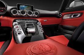 mercedes g wagon red interior mercedes amg gt sports car interior teased digital trends