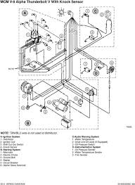 mercury 50 hp thunderbolt ignition wiring diagram 50 hp mercury