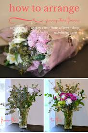 flowers store how to arrange grocery store flowers to look like flower shop