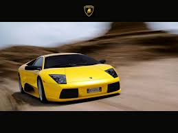 lamborghini front view murcielago yellow front view moving wallpaper 1600 1200