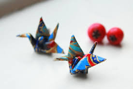 miss chopsticks origami jewellery