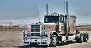 truck bumpers including freightliner volvo peterbilt kenworth peterbilt 389 flat top sleeper w grille bumper guard tractor