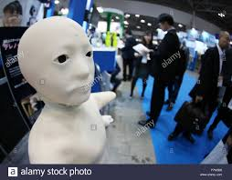 who created android tokyo japan 2nd dec 2015 telenoid a human like remote