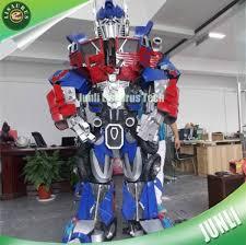 amazing costumes transformer optimus prime costume optimus prime costume