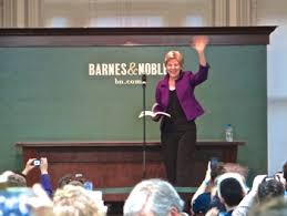 Barnes And Noble Union Square Nyc Elizabeth Warren At Union Square Park Barnes U0026 Noble Bookstore On