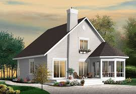 barthel country cabin home plan 032d 0818 house plans and more