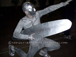 coolest homemade silver surfer costumes