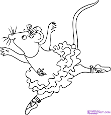 halloween ballerina coloring pages alltoys for