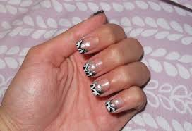 3 french manicure nail art designs how to do superwowstyle nail