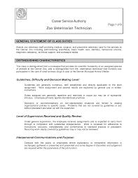 veterinary technician resume samples veterinary technician essay