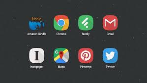 android icon pack my favorite android icon packs town